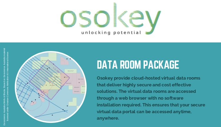 Osokey deliver cloud hosted virtual data rooms providing highly secure and cost effective solutions. The virtual data rooms are accessed through a web browser with no       software installation required. This ensures that your secure virtual data portal can be accessed anytime, anywhere.